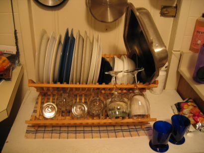 the dishes, october 17, 2004