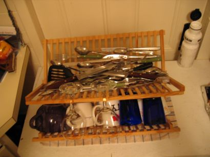 The dishes, 10/17/04