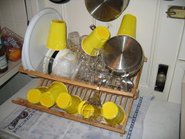 dishes october 24 2004