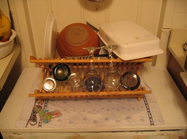 dishes october 31 2004