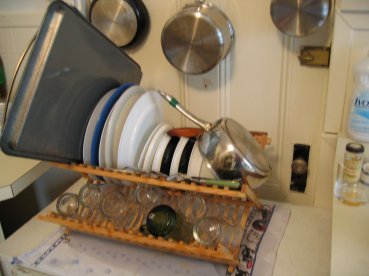 Dishes November 11 2004
