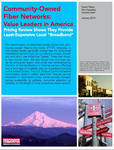 Community-Owned Fiber Networks: Value Leaders in America | Berkman