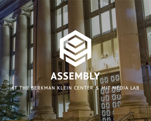 Announcing the 2019 Assembly Cohort