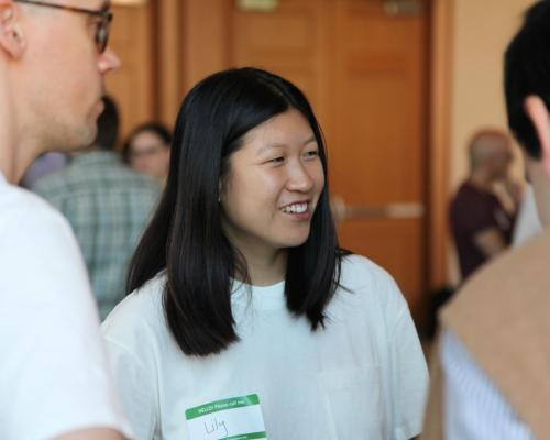 Get to Know Berkman Klein Fellow Lily Hu