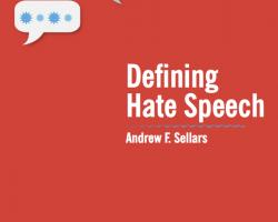 Defining Hate Speech
