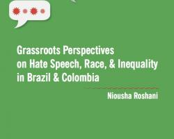 Grassroots Perspectives on Hate Speech, Race, and Inequality in Brazil and Colombia