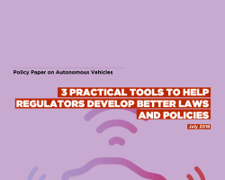 3 Practical Tools To Help Regulators Develop Better Laws And Policies