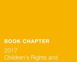 Children's Rights and Digital Technologies: