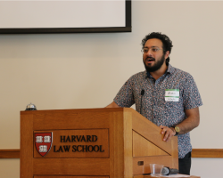 Get to Know Berkman Klein Fellow Momin Malik