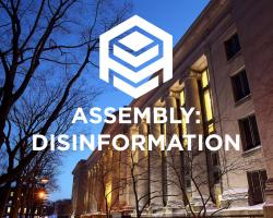 Announcing the 2020 Assembly Fellowship Cohort