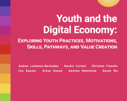 Youth and the Digital Economy