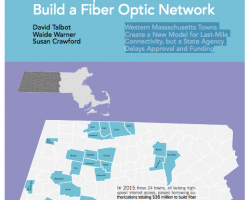 WiredWest: a Cooperative of Municipalities Forms to Build a Fiber Optic Network