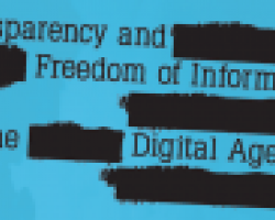 Transparency and Freedom of Information in the Digital Age