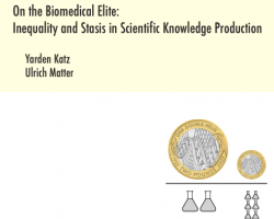 On the Biomedical Elite: Inequality and Stasis in Scientific Knowledge Production